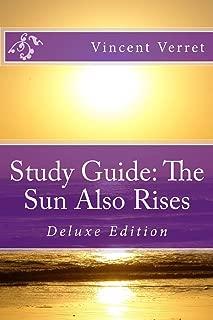 Study Guide: The Sun Also Rises: Deluxe Edition