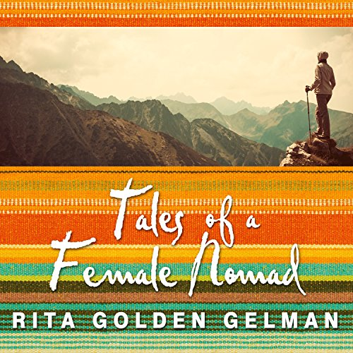 Tales of a Female Nomad audiobook cover art