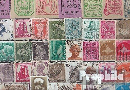 Prophila Collection Indien 100 Verschiedene Marken (Briefmarken für Sammler)