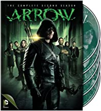 Arrow: S2 (DVD)