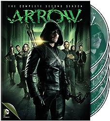 blu ray arrow season 2