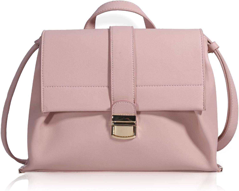 Angel Barcelo Fashion Crossbody Bags for Women,Multi Pocket Shoulder Bag Travel Purses and Handbags