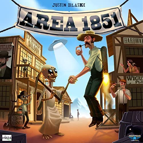 Area 1851 by Game Salute