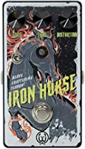 Walrus Audio Iron Horse LM308 Distortion V2 Halloween Guitar Effects Pedal