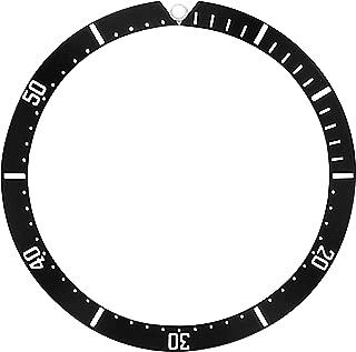 BEZEL INSERT FOR OMEGA SEAMASTER 120 WATCH BLACK
