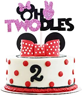 Awe Inspiring Best Minnie Mouse Birthday Cake Order Of 2020 Top Rated Reviewed Funny Birthday Cards Online Overcheapnameinfo