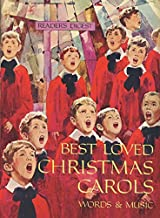 READER''S DIGEST BEST LOVED CHRISTMAS CAROLS Words and Music
