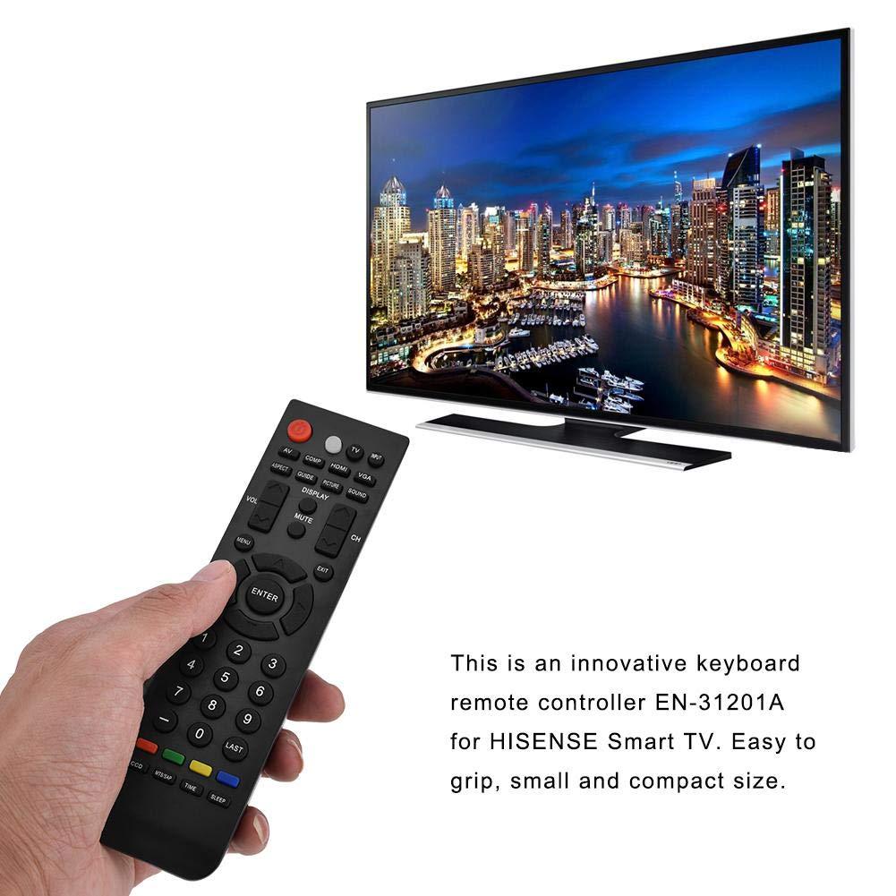 Yunir EN-31201A Mando a Distancia de Repuesto para HISENSE Smart TV: Amazon.es: Electrónica