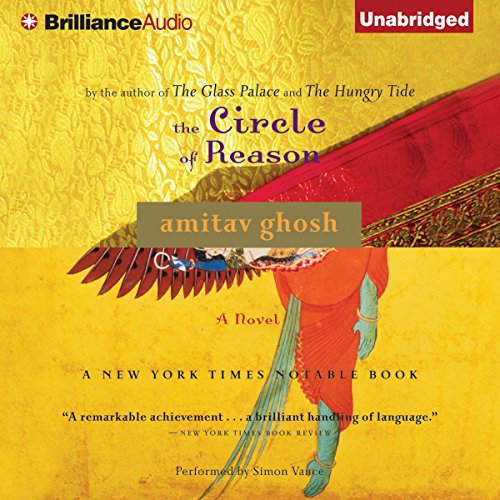 The Circle of Reason audiobook cover art