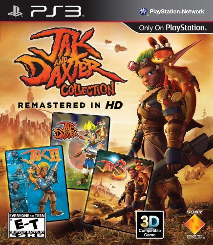 Jak And Dexter Collection HD Collection ps3