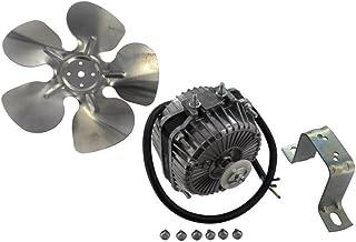 Europart - Kit de motor de ventilador y soporte de montaje no original