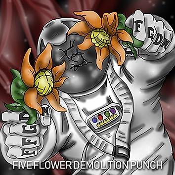 Five Flower Demolition Punch