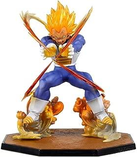 Toy Statue Dragon Ball Figuras Super Saiyan La Versión Final De La Versión De Batalla Estatua Modelo De La Muñeca del PVC Figura De Acción Juguetes / 15 Cm