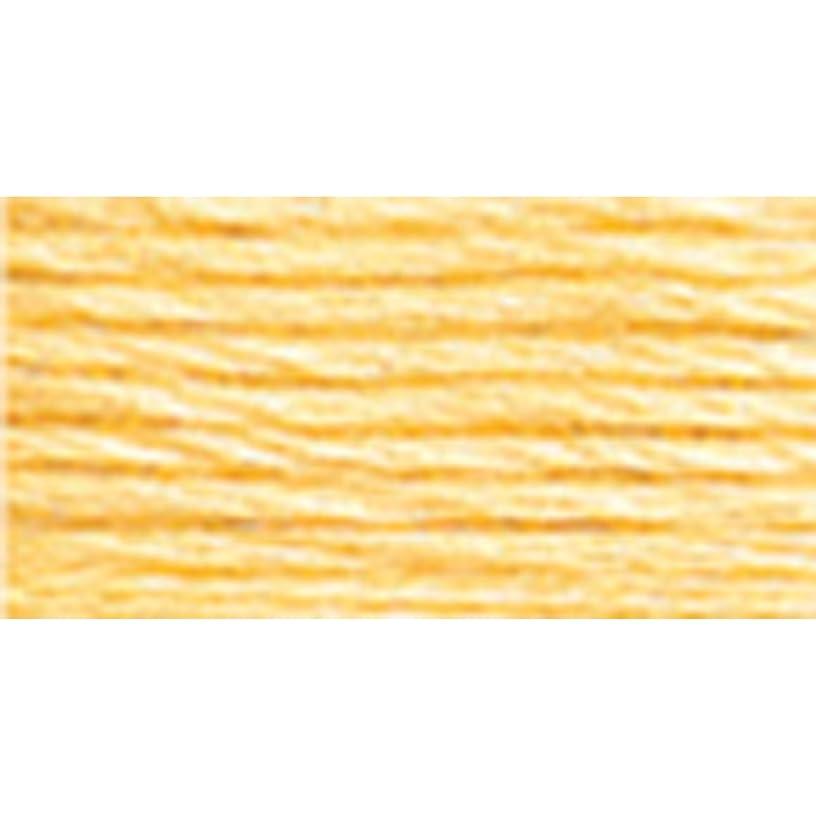 DMC 117-745 Six Strand Embroidery Cotton Floss, Light Pale Yellow, 8.7-Yard