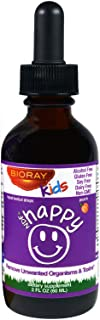Happy Supplement for Kids by Bioray | NDF Happy Supports Healthy Mood | 2 fl oz