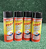 Hat Saver Stop Sweat Stains 4 Cans