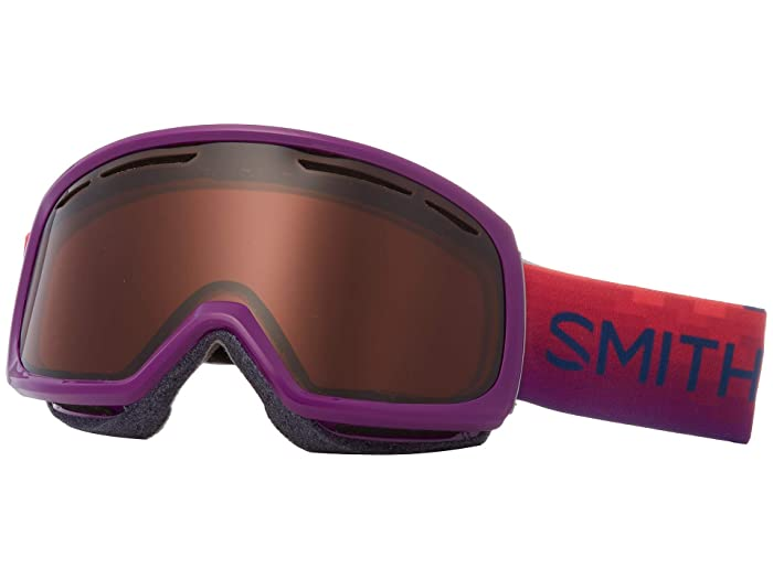 Smith Optics Drift Goggle (Monarch Reset Frame/RC36 Lens) Snow Goggles
