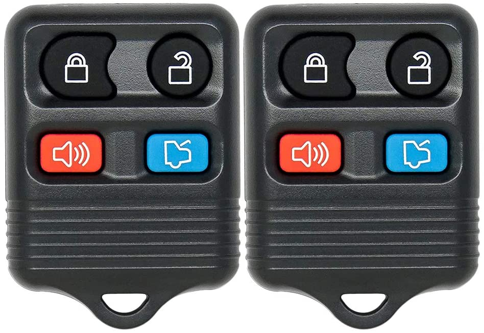 Keyless2Go Replacement for Keyless Entry Key Houston Mall Selling rankings Vehi Car Fob Remote