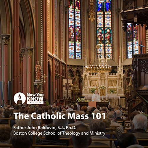 The Catholic Mass 101 cover art
