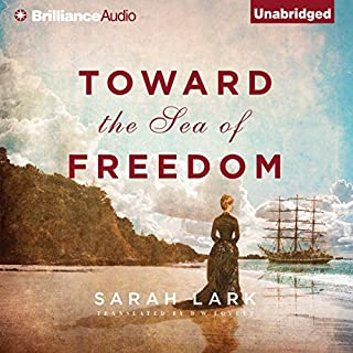 Toward the Sea of Freedom audiobook cover art