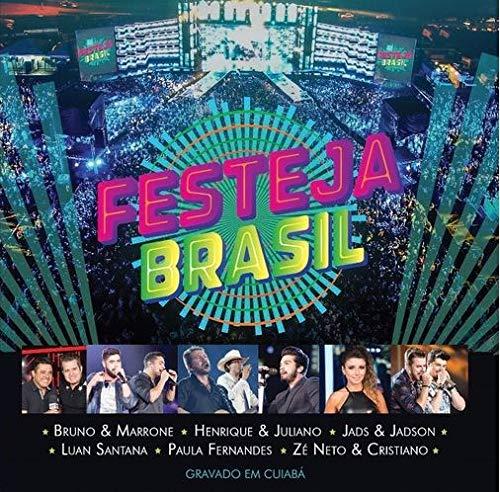 Festeja Brasil - Gravado Em Cuiaba [CD]