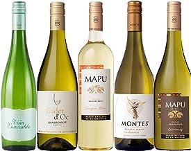 エノテカ直輸入 バイヤー厳選白ワイン好きのための辛口白ワインセット [ 750ml×5本 ]