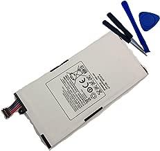 Powerforlaptop Tablet Battery + Repair Tools for Samsung Galaxy Tab 7.0 P1000 GT-P1000 P1010 GT-P1010 P100 SPH-P100 SP4960C3A AA31D26 B056H004-001 AA1ZA18BS/T-B AA1B123tS/T-B GB/T18287-2000