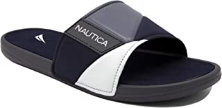 8459882ff4867 Amazon.com: nautica slides for men