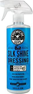 Chemical Guys TVD_109_16 – Silk Shine Spray-able Dry-To-The-Touch Dressing For..