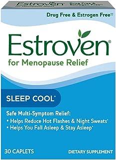 Estroven Nighttime Multi Symptom Menopause Relief, 30 Count
