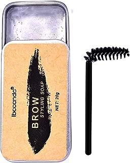 GL-Turelifes Eyebrow Styling Soap Gel 3D Feathery Brows Shaping Cream, Waterproof, Lasting Eye Brow Gel Brow Makeup Kit