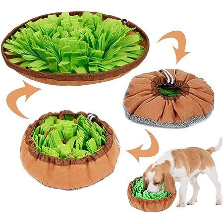 DC CLOUD Dog Snuffle Mat Dog Feeding Mat Dog Toys For Boredom Stress Release Snuffle Mat Dog Snuffle Blanket Puppy Training Snuffle Mat Feeding Mats For Dogs a