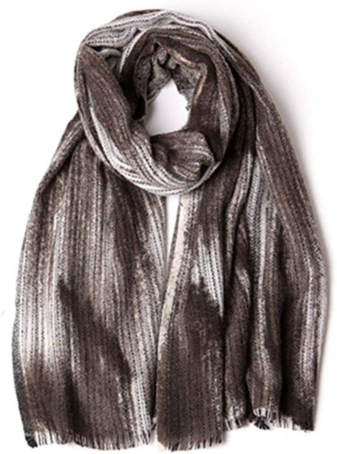 Women's Winter Scarf, Soft and Thick Warm Wrap Shawl