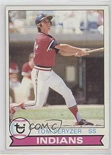 Tom Veryzer (Baseball Card) 1979 Topps - [Base] #537