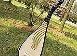 Marca nuevo tamaño de viaje pipa instrumento chino Laúd guitarra w/accesorios