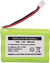 900mAh Replacement Battery for Motorola Baby Monitor 3.6V Ni-MH Battery MBP18 MBP26 MBP27T MBP33 MBP36 MBP41 MBP43 MBP622 ...