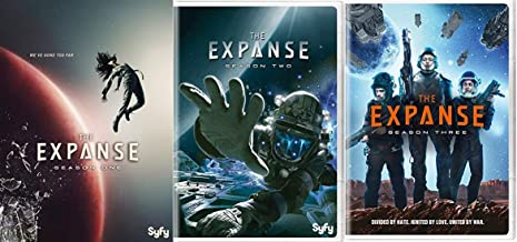 The Expanse Seasons 1-3