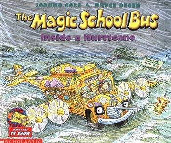 Paperback The Magic School Bus Inside a Hurricane Book