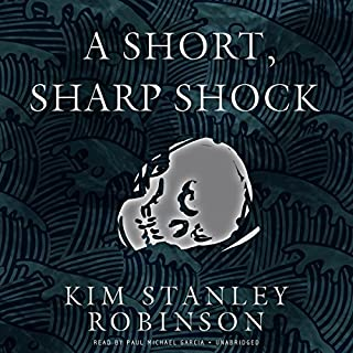 A Short, Sharp Shock audiobook cover art
