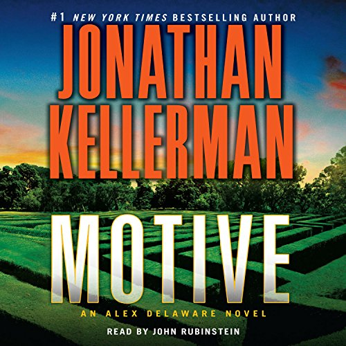 Motive audiobook cover art