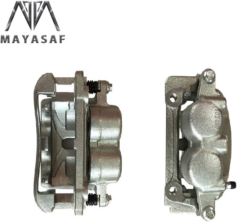 MAYASAF 18B4860 Directly managed store 18B4861 Direct store Front Disc Left+Right Fit Brake Caliper