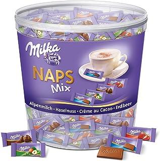 comprar comparacion MILKA NAPS Mix Chocolate 207 x 5g