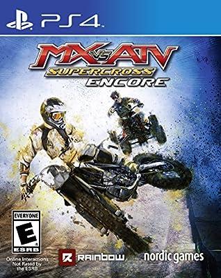 MX vs. ATV: Supercross Encore - 2017 Official Track Edition