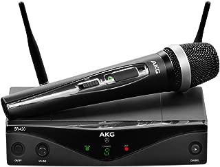 AKG Pro Audio Wireless Microphone System (3416H00010)