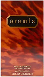 Aramis Eau De Toilette Spray for him 240ml