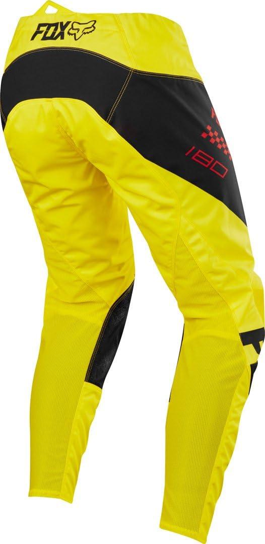 2018 Fox 180 Mastar Pant Yellow