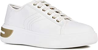GEOX D Ottaya A Womens Nappa Leather Sneakers Fashion Shoes