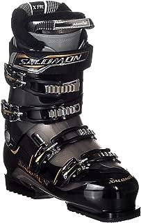 Salomon Mission 6 Ski Boot 2012 - 25.5 Black Nickel