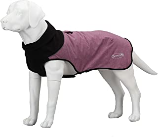 Scruffs Dog Thermal Dog Coat, 36cm, Cajun Magenta Purple