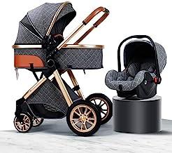 0-36 Months Carry Handle Foldable Baby Travel Buggy Babyplus Baby Stroller//Baby Pram Big Adjustable Hood Baby Toddler Stroller Travel Lightweight Pram Buggy Pushchair Lying Position